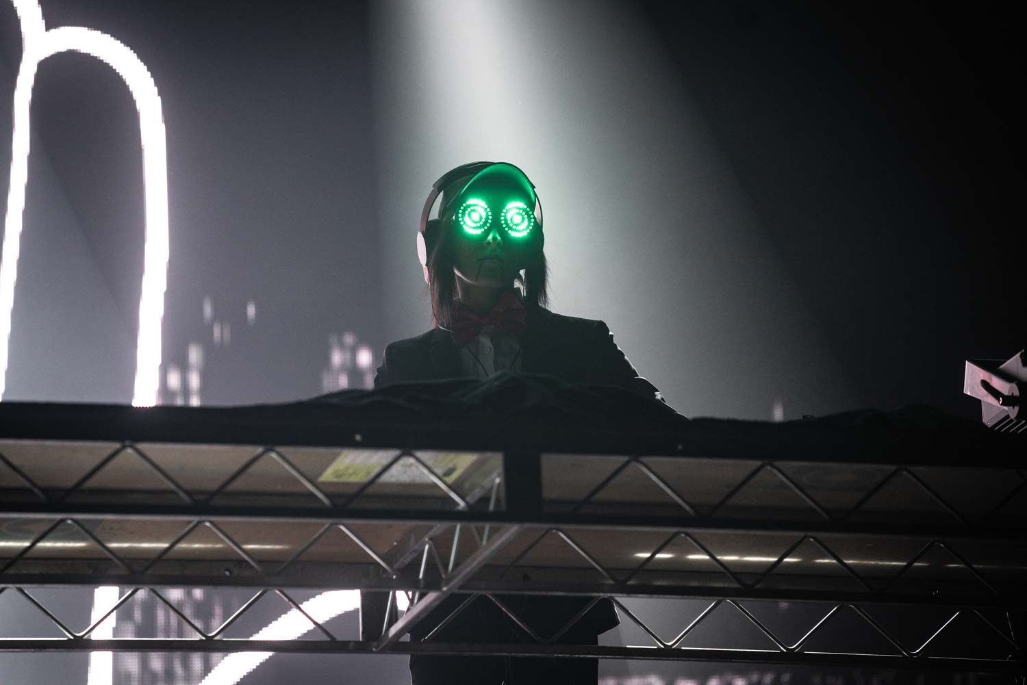Rezz Armory Halloween Beyond The Senses Minneapolis Minnesota Tour Lights Lasers Live Concert Review Music DJ