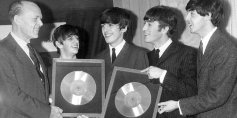 The-Beatles-EMI-Records