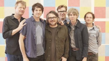 Wilco. Photo by Annabel Mehran.