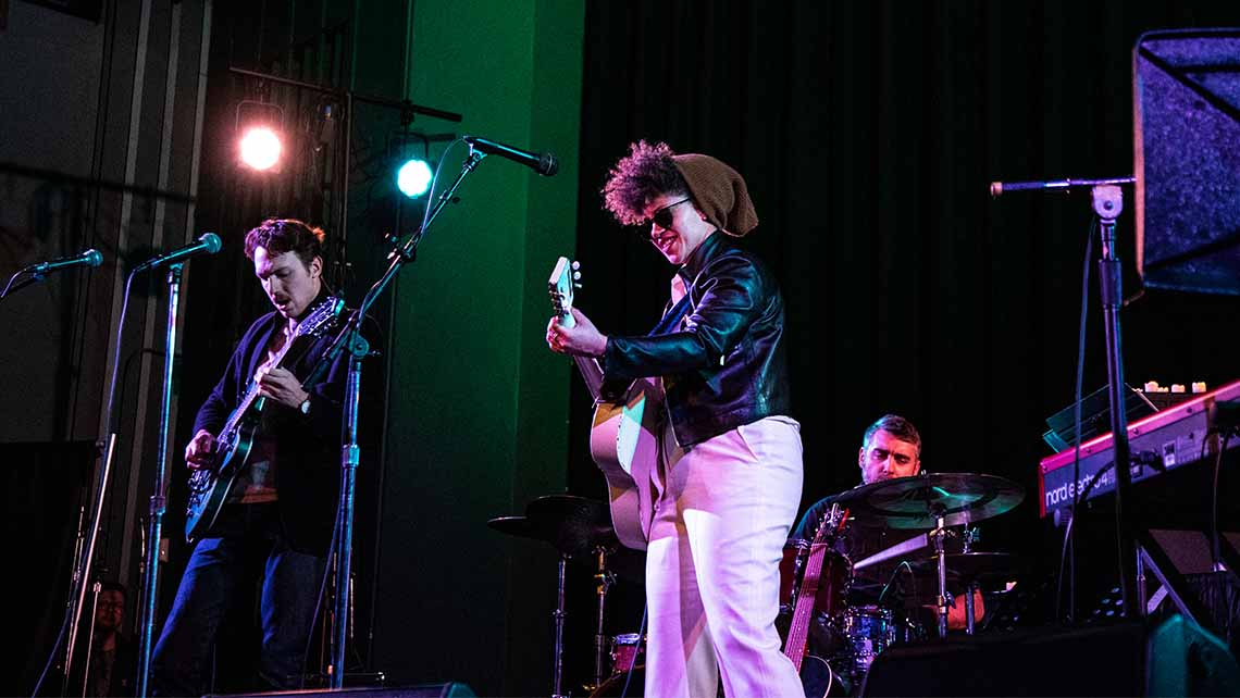Chastity Brown, Parkway Theatre, Minneapolis, Americana, Blues, Folk, Soul, Singer-Songwriter, Silhouette of Sirens, Mad Love, Radical Self Love, Luke Enyeart, Greg Schutte, Jeff Bailey, Tommy Barbarella, Full Band, Sold Out, Live Music, Concert