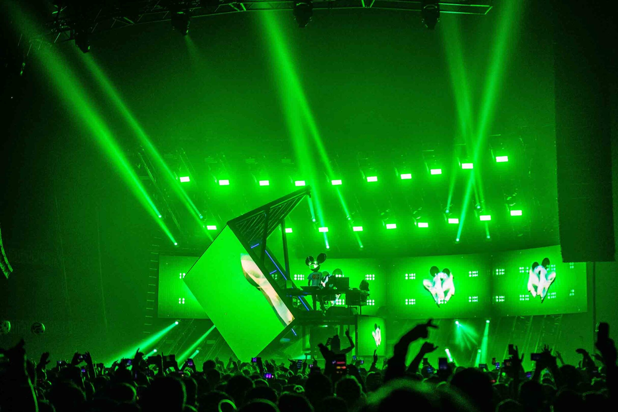 Deadmau5 at The Armory by Music in Minnesota