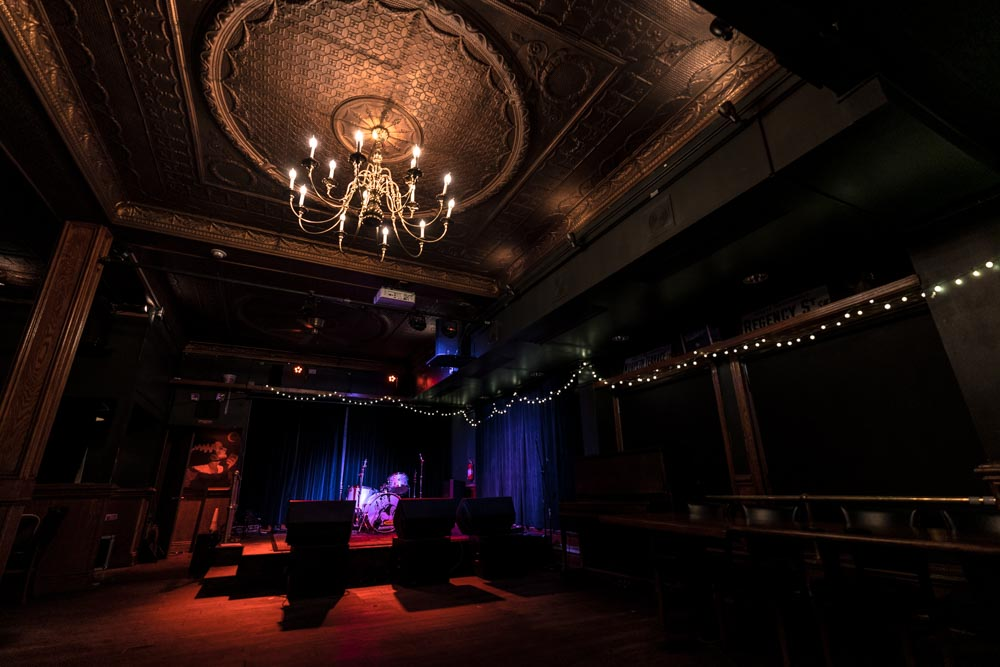 Mortimer's Main Stage - Photo by Chris Taylor Local Music Twin Cities Smouse in the house Minneapolis Venue Tour