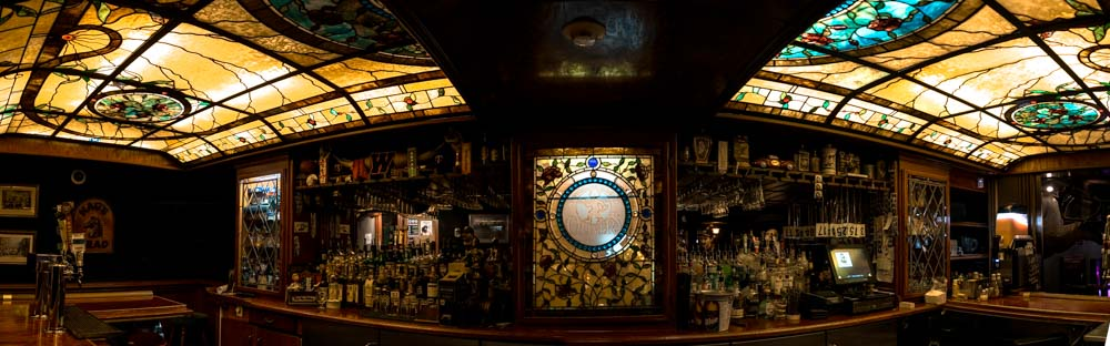 Mortimer's Back Bar - Photo by Chris Taylor Local Music Twin Cities Smouse in the house Minneapolis Venue Tour