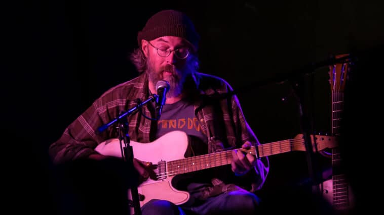 Charlie Parr (photo by Chris Schorn, Christine Photography)