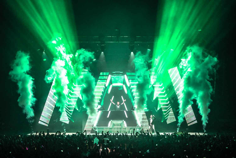 Armin Van Buuren Armory Minnesota Music In Minnesota Concert Light Show Electronic EDM Trance