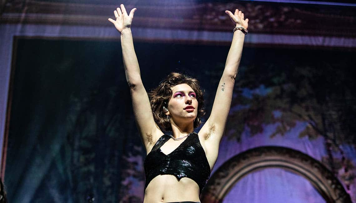 King Princess, Cheap Queen Tour, Palace Theatre, Pussy is God, Pop, Rock, Saint Paul, Live Music, Concert