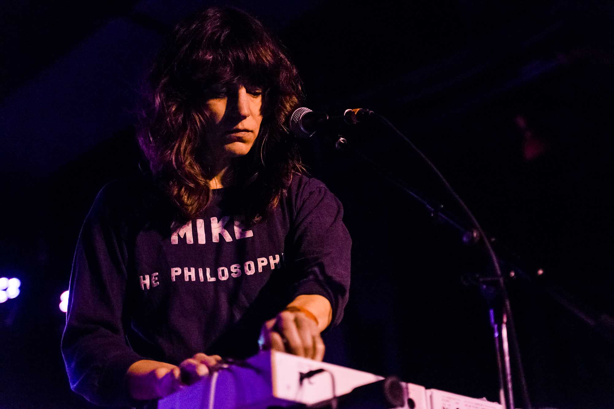 Eleanor Friedberger at Turf Club 2.29.20