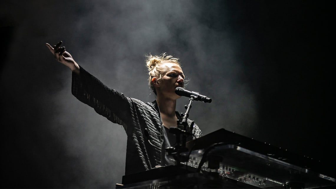 Rüfüs Du Sol, Tyrone Lindqvist, Jon George, James Hunt, Australia, Alternative Dance, House Music, EDM, Crooked Colours, The Filmore, Live Music, Concert, Minneapolis