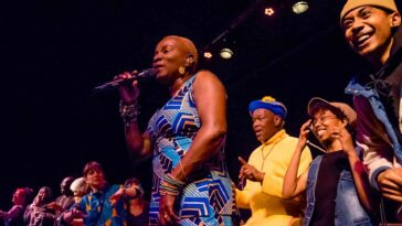 Angelique Kidjo at Cedar Cultural Center
