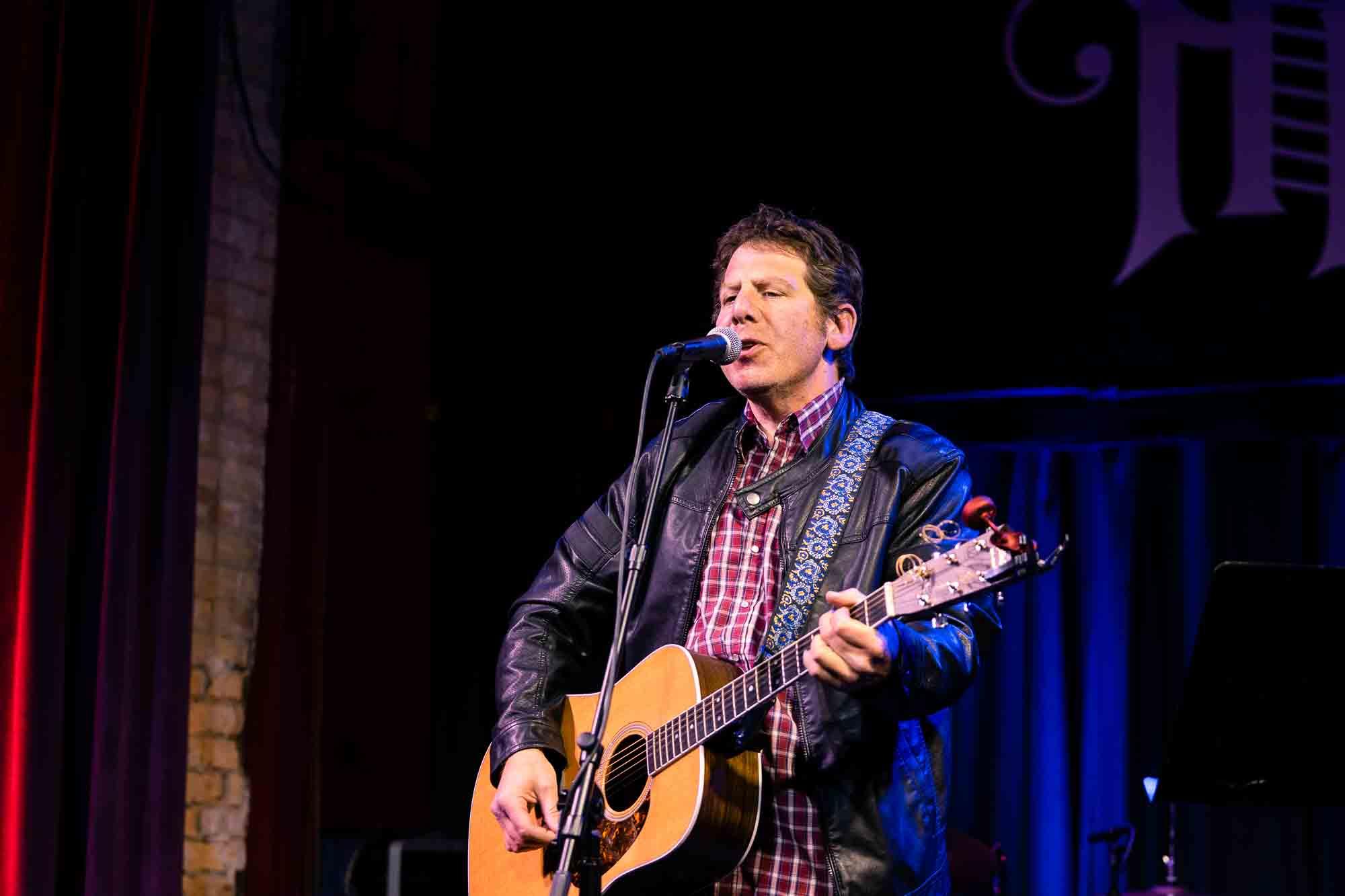 Dan Israel Hook and Ladder Minneapolis John Prine Big Fat Love Tribute