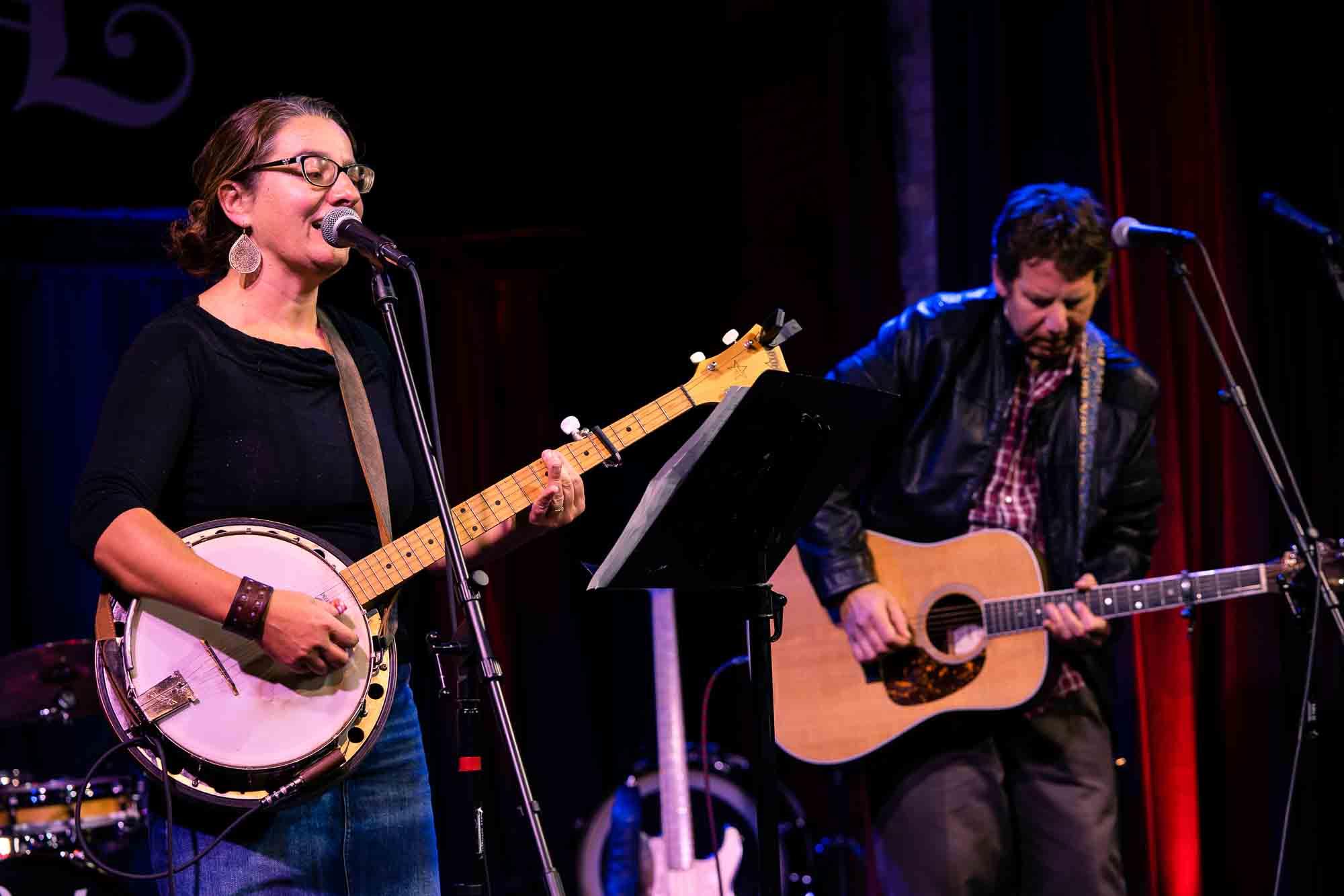 Mother Banjo Dan Israel Hook and Ladder Minneapolis John Prine Big Fat Love Tribute