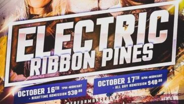 Electric Ribbon Pines at Blue Ribbon Pines Disc Golf Course