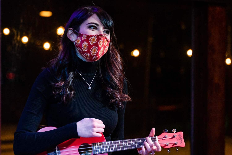 Leslie Vincent at Crooners
