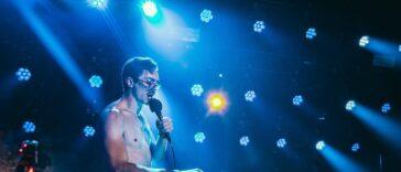 Marc Rebillet in concert