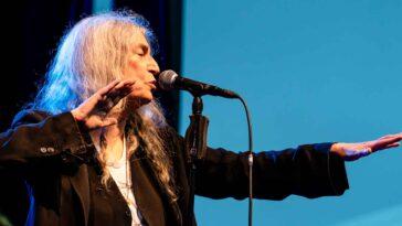 Patti Smith at Surly Festival Field