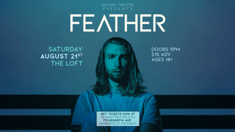 Feather promo poster