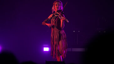 Lindsey Stirling at The Armory Photo By Richard Berg II