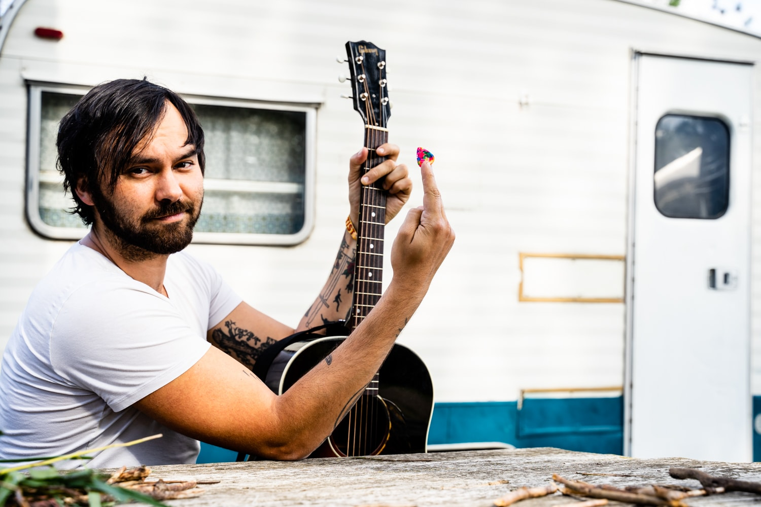 Shakey Graves Blue Ox Eau Claire Wisconsin WI Bluegrass