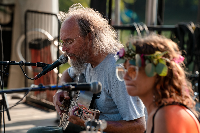 CHARLIE PARR Blue Ox Eau Claire Wisconsin WI Bluegrass