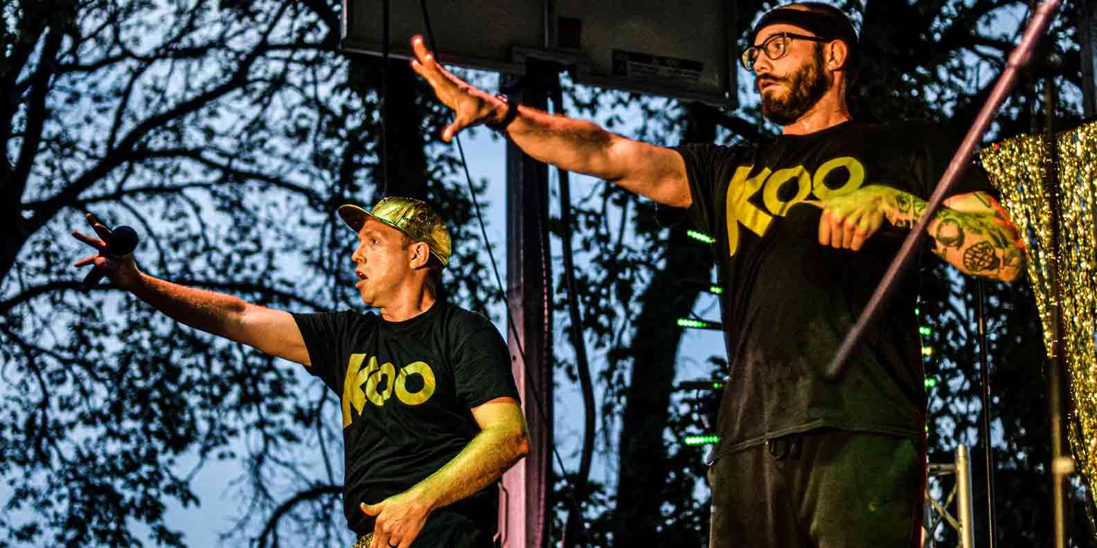 Koo Koo Kangaroo Basilica Block Party Dylan Novacek