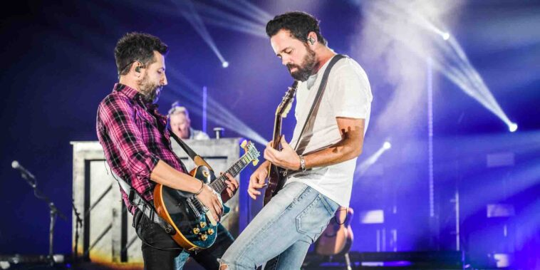 Old Dominion, Country, Mystic Lake