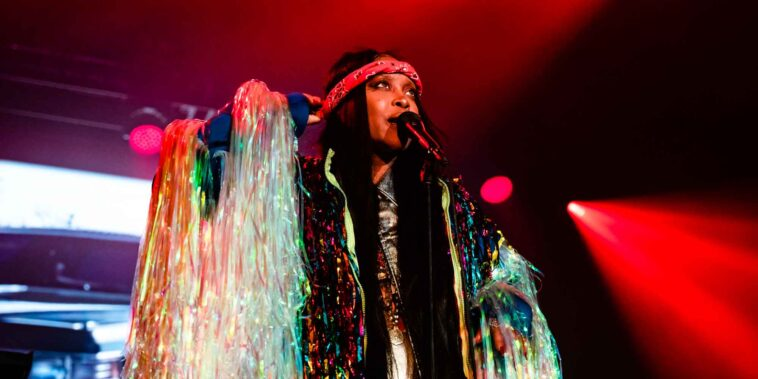 Erykah Badu - photo by Laura Buhman