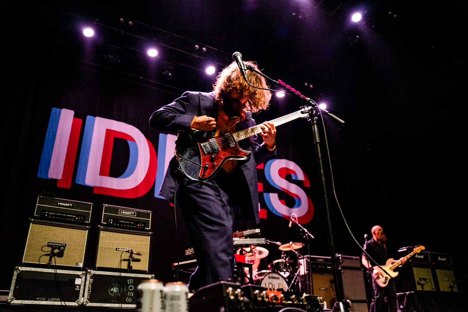 IDLES AT PALACE THEATER